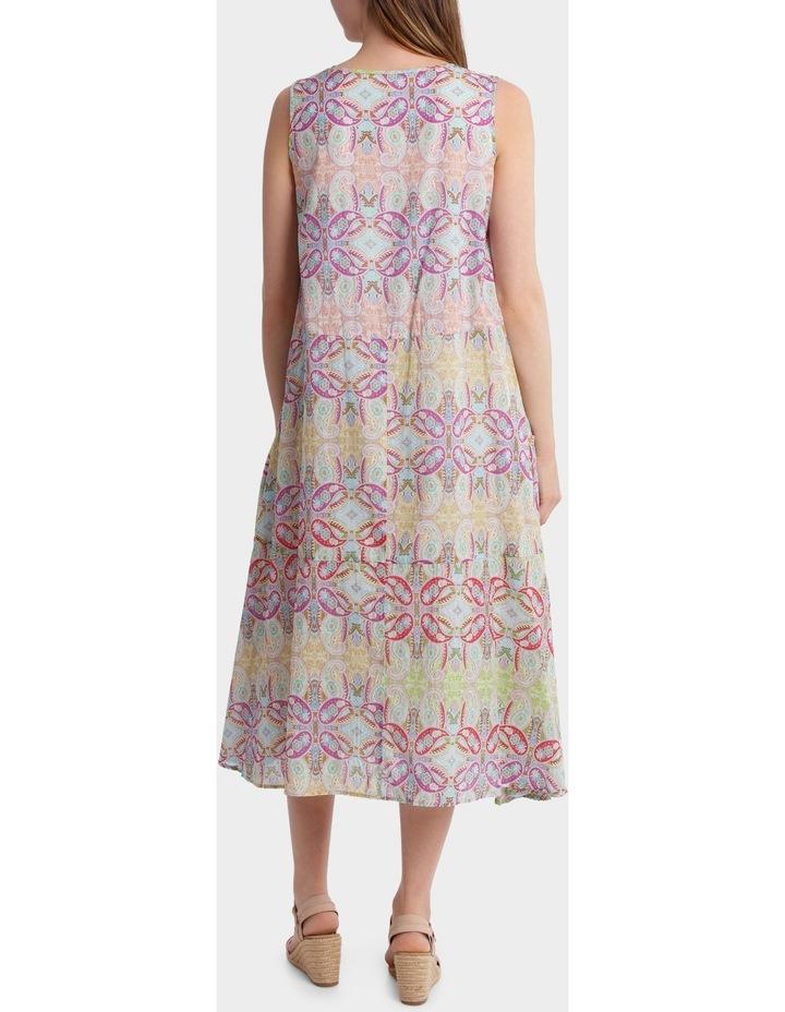 Paisley Print Dress image 3