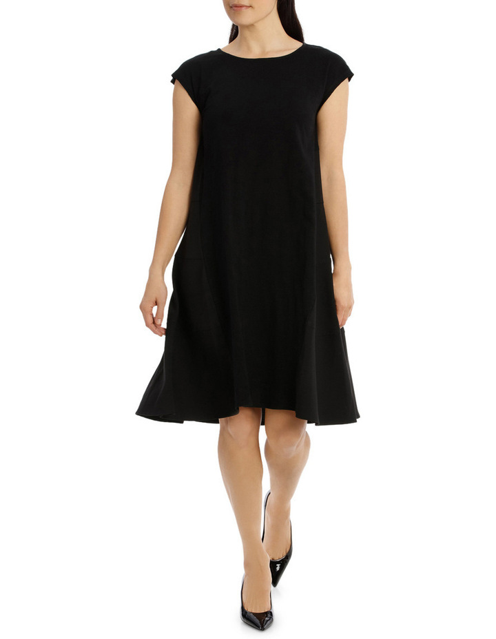 Spliced Tiered Dress image 1