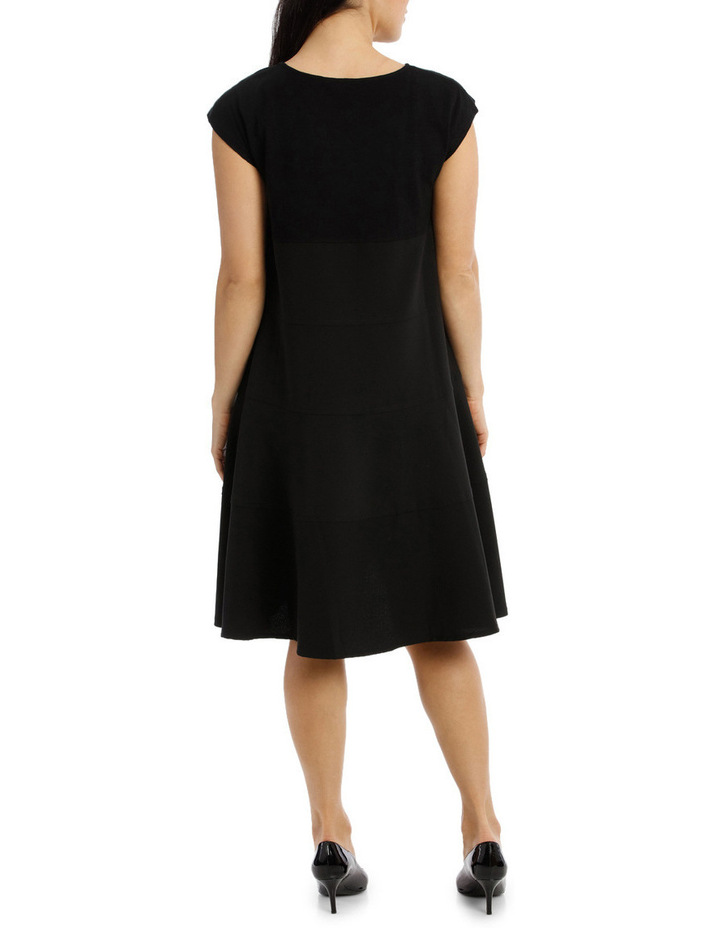 Spliced Tiered Dress image 3