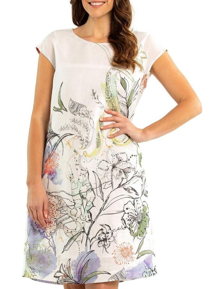 Hothouse Print Dress image 1