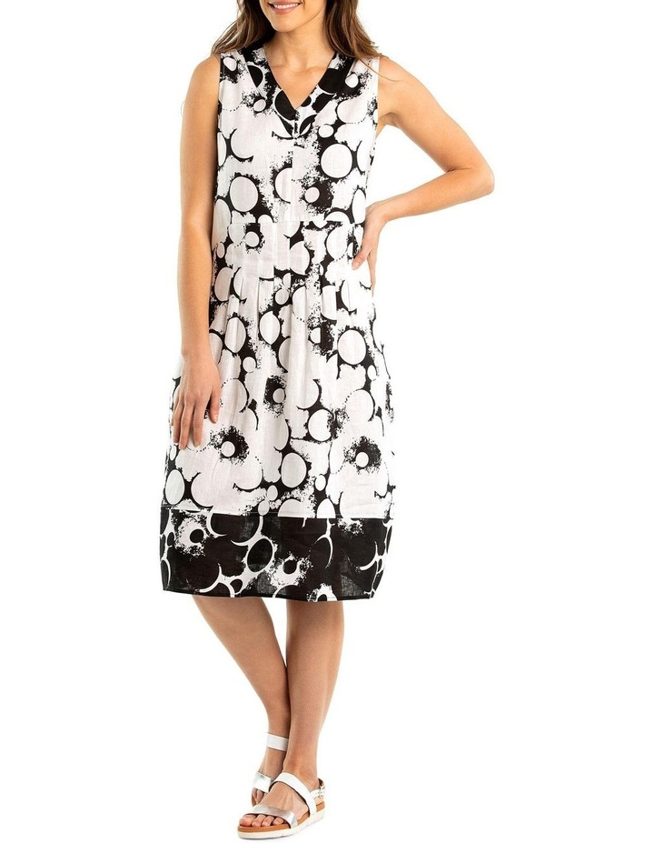 Orbit Print Dress image 1
