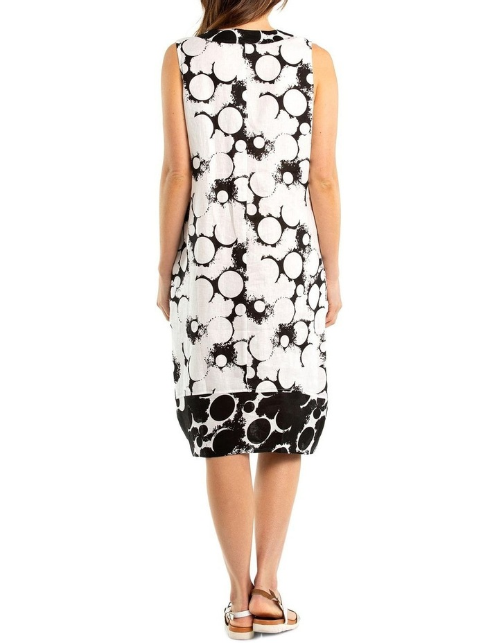 Orbit Print Dress image 2