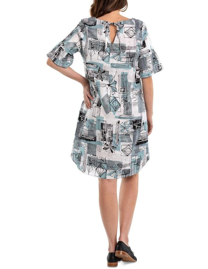 Flower Patch Print Dress image 2