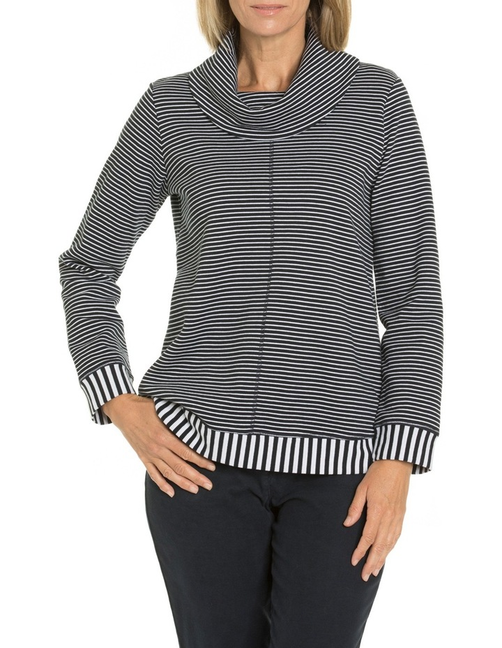 Two Stripe Top image 1