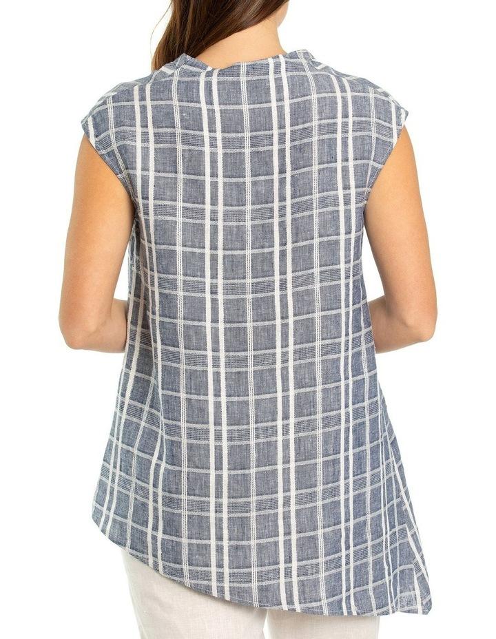 Check Linen Tunic image 2