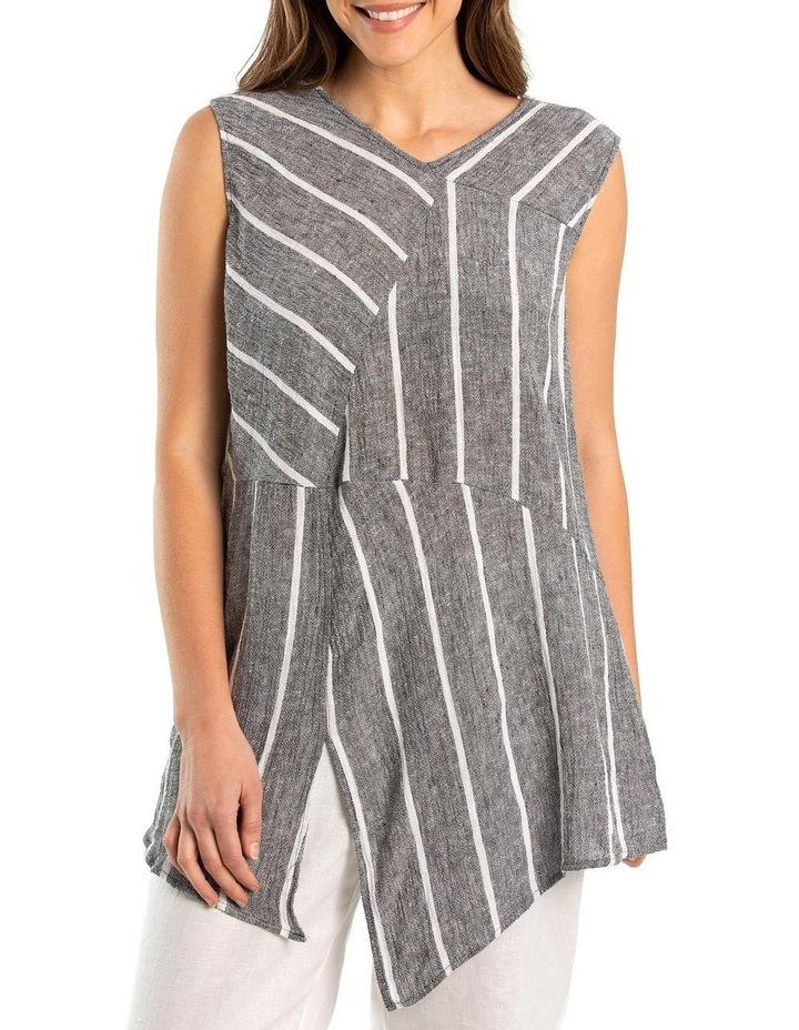 Striped Panel Tunic image 1
