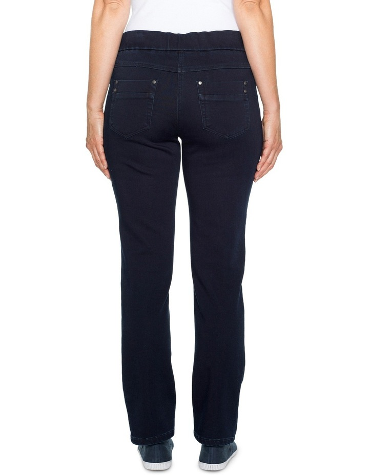 Pull On Jegging image 2