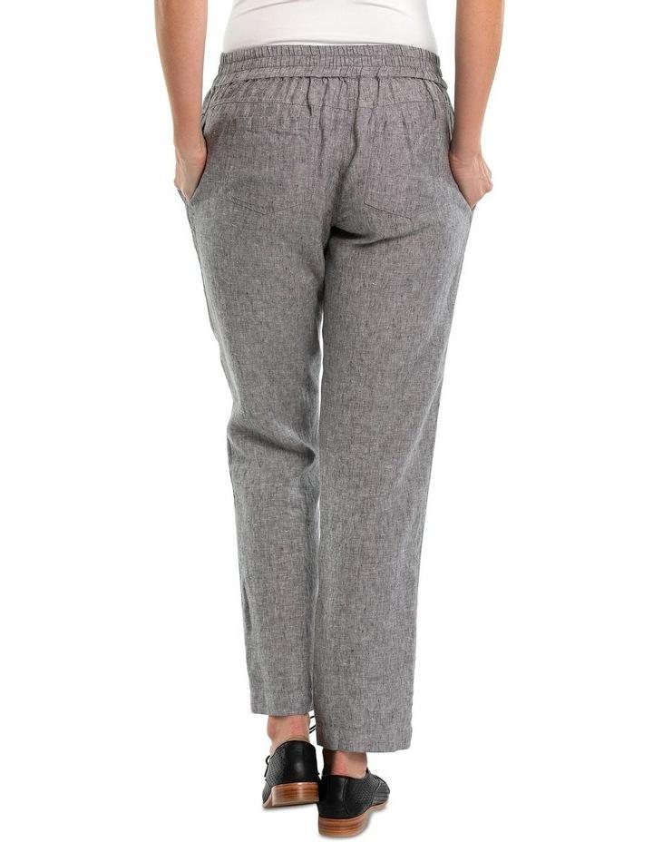 Crossdye Linen Pant image 2