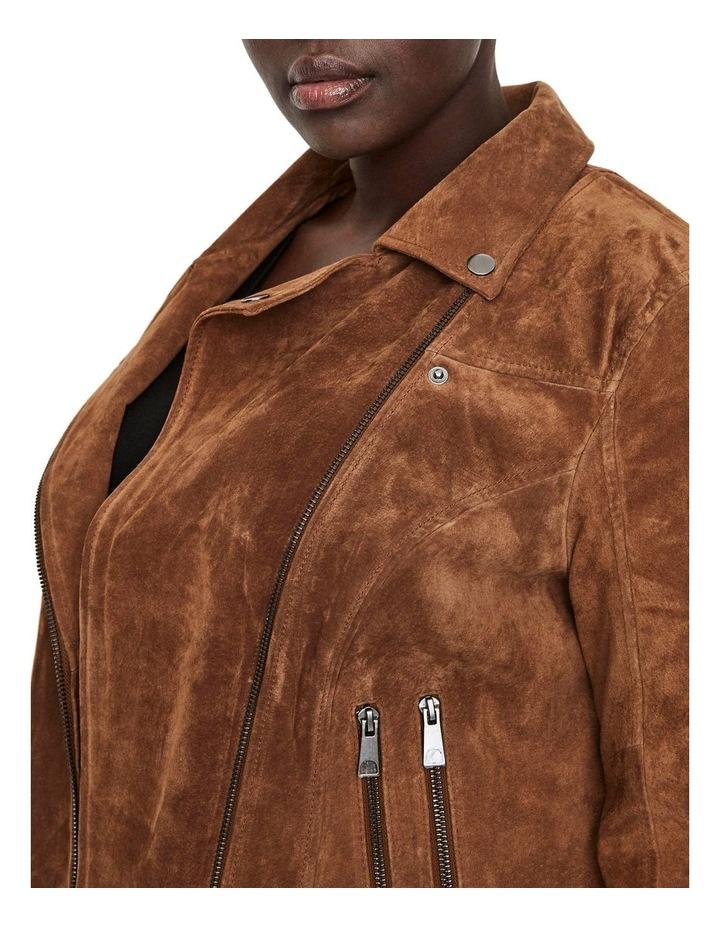 Royce Suede Jacket image 4