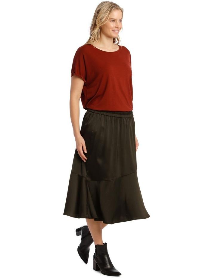 Important Calf Skirt image 2