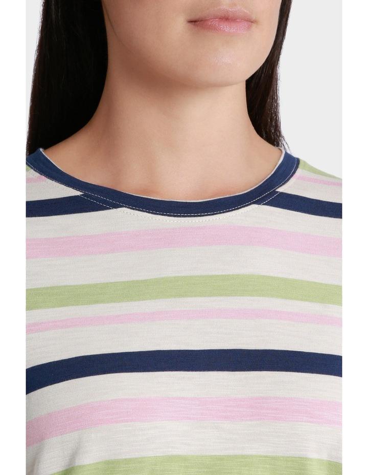 Multi Stripe Tee image 4