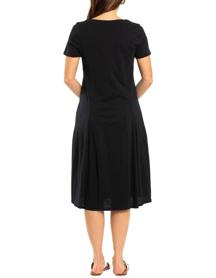 Henley Tee Dress image 2