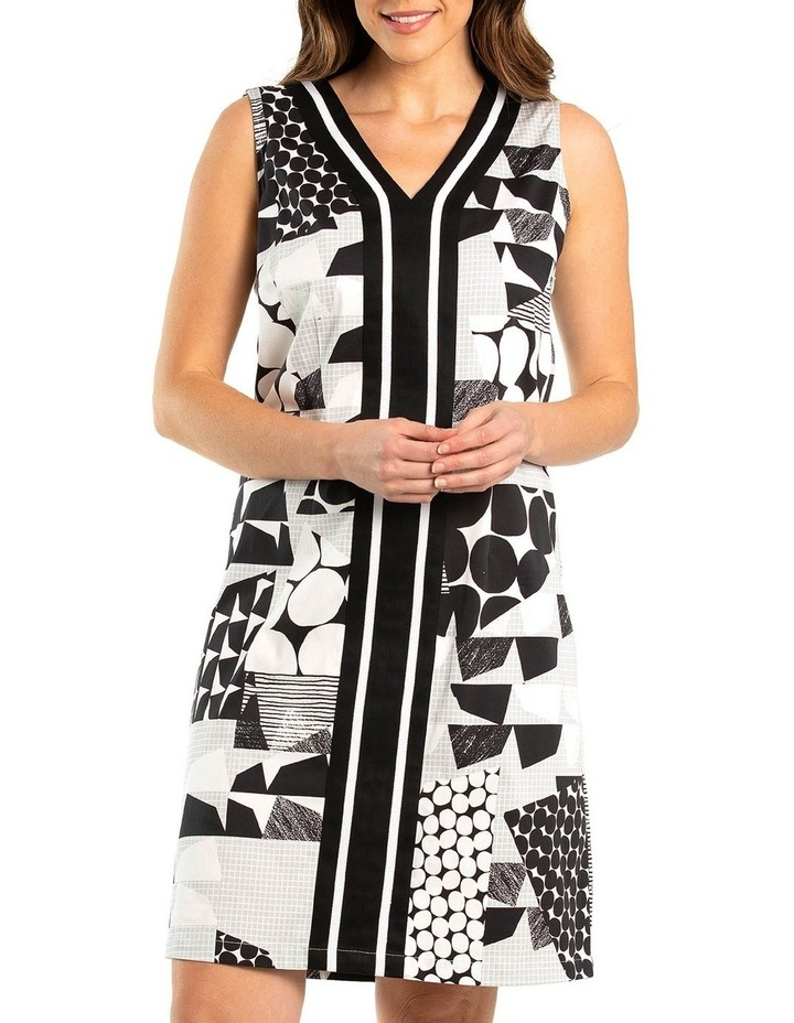Elementary Print Dress image 1