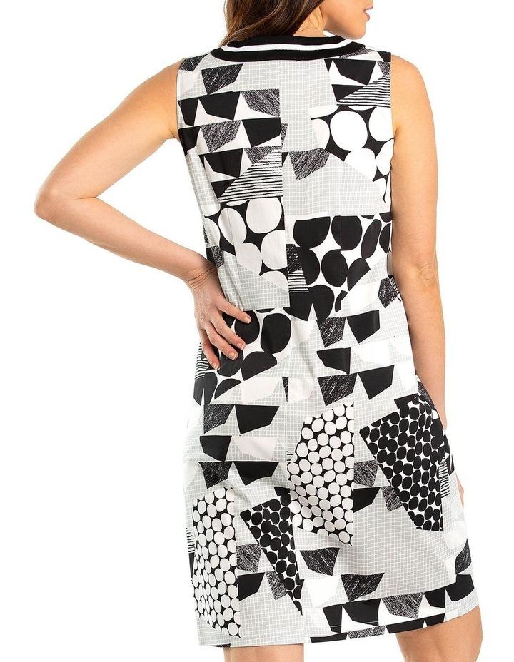 Elementary Print Dress image 2