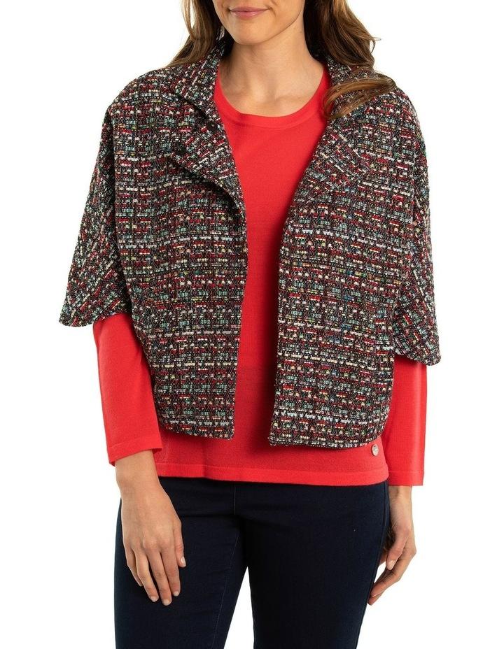 Textured Kimono Jacket image 1