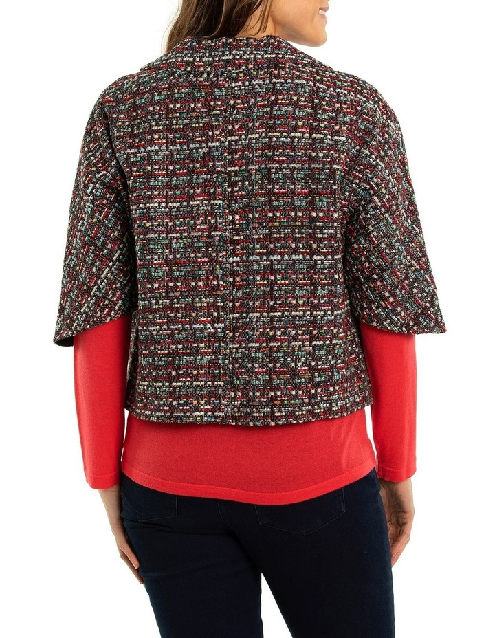 Textured Kimono Jacket image 2