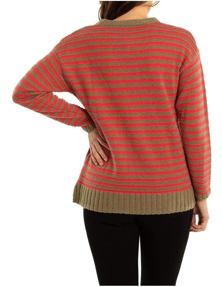 Pocket Stripe Jumper image 2