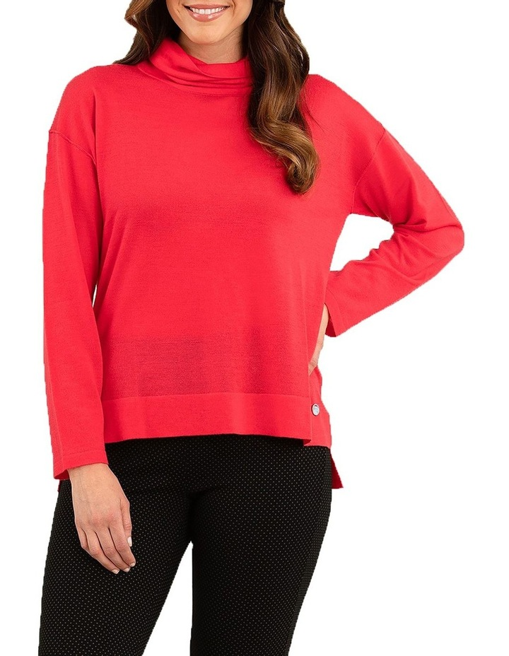Superfine Roll Neck Knit image 1