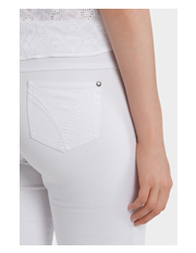 Yarra Trail Petites - Full Length Pull on Jean