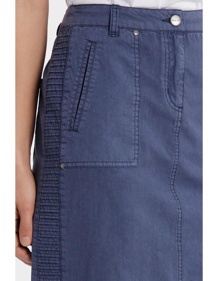 Pintuck Detail Panel Skirt image 4
