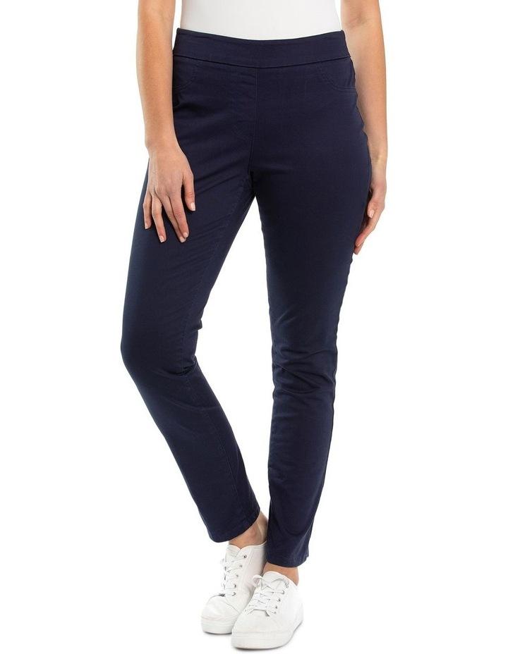 Full Length Pull On Jean image 1