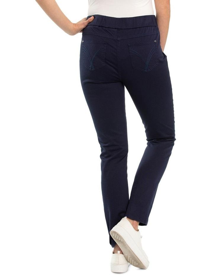 Full Length Pull On Jean image 2