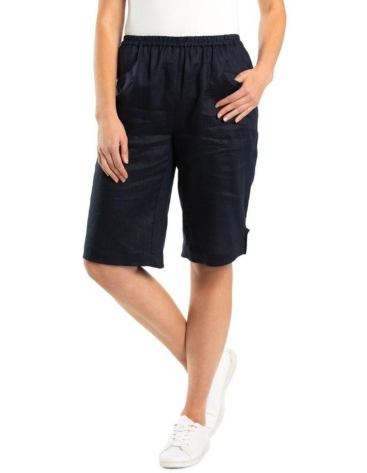 Curved Hem Shorts image 1