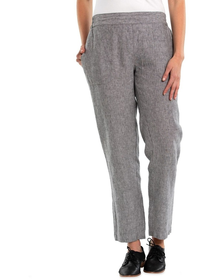 Crossdye Linen Pant image 1