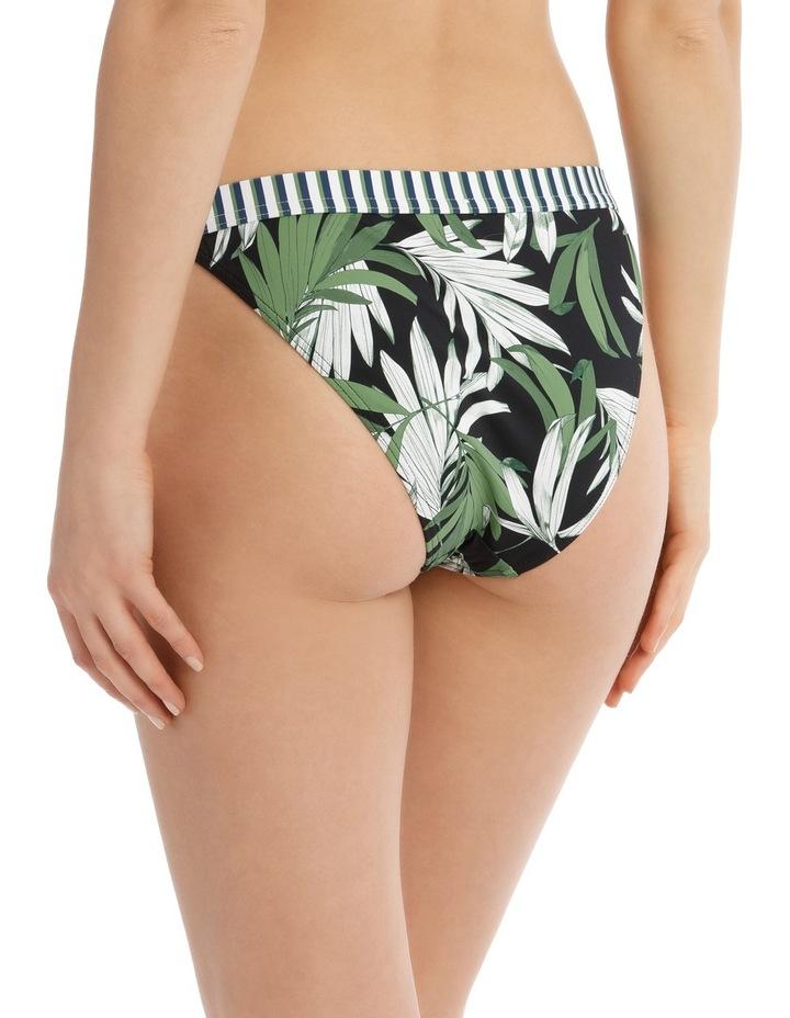 Banded Bikini Bottoms Print image 2