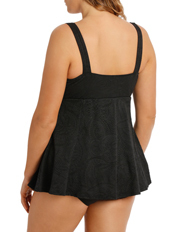 Regatta Woman - Lace Gather Bust Skirted One Piece