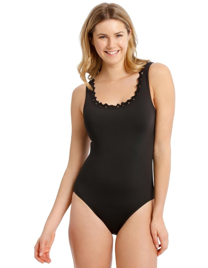 One Piece With Scallop Edge image 1
