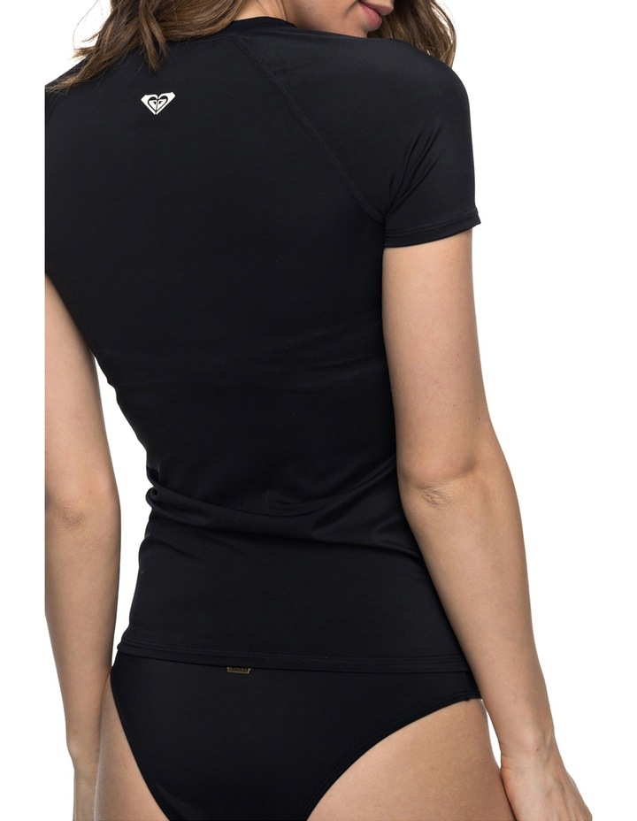 Essentials Short Sleeve Rash Vest image 2