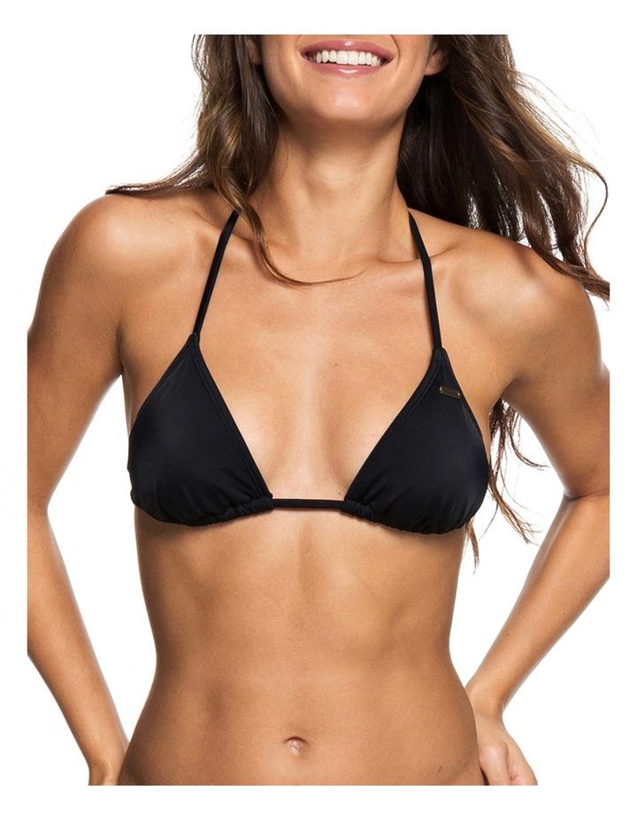 Tiki Triangle Bikini Top image 3