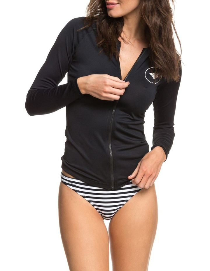 Essentials - Long Sleeve UPF 50 Zipped Rashguard image 5