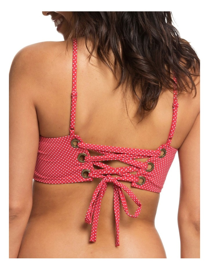 Beach Classics Crop Top Bikini Top image 2