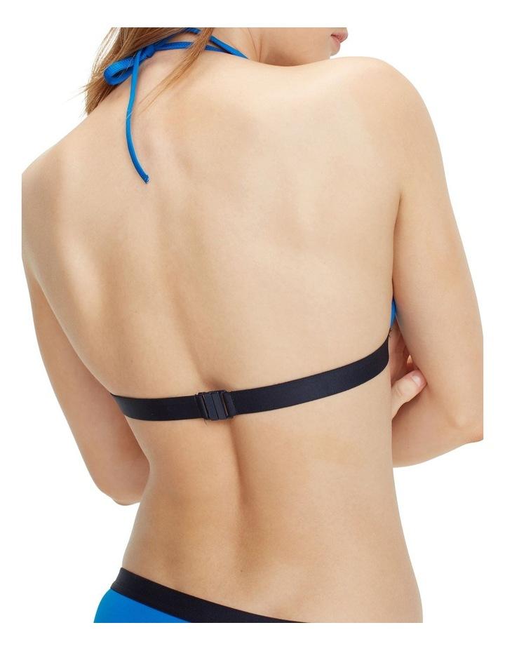 Triangle Halter Neck Bikini Top image 3