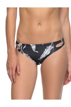 Roxy - Strappy Love Scooter Bikini Bottoms