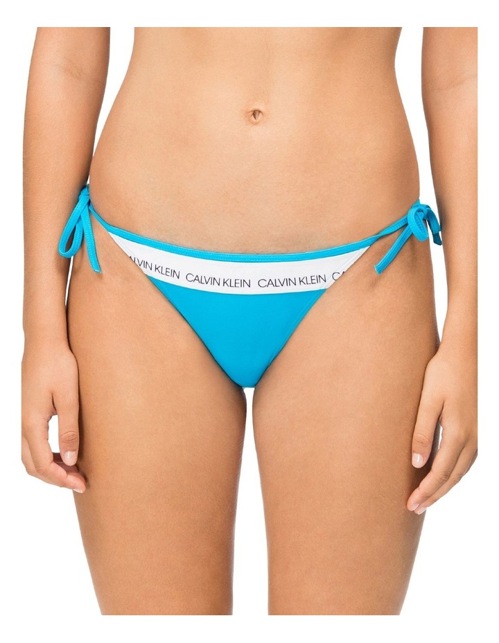 String Side Tie Bikini image 1