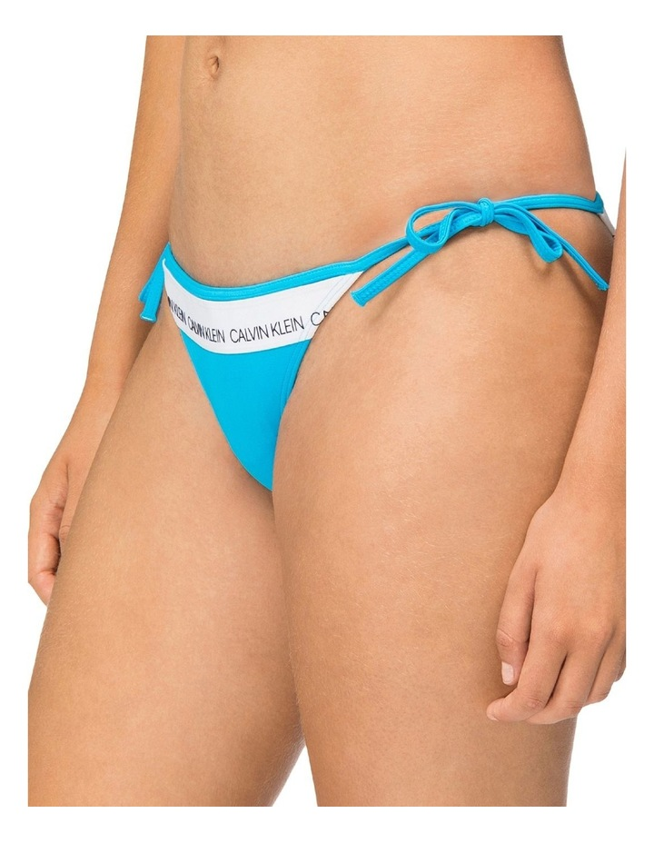 String Side Tie Bikini image 3