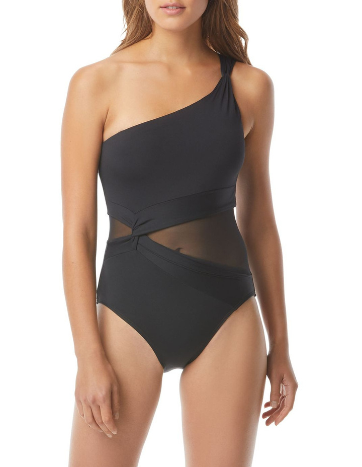 5805e039e3 MICHAEL Michael Kors | One Shoulder One Piece Swimsuit - Urban Gypsy ...