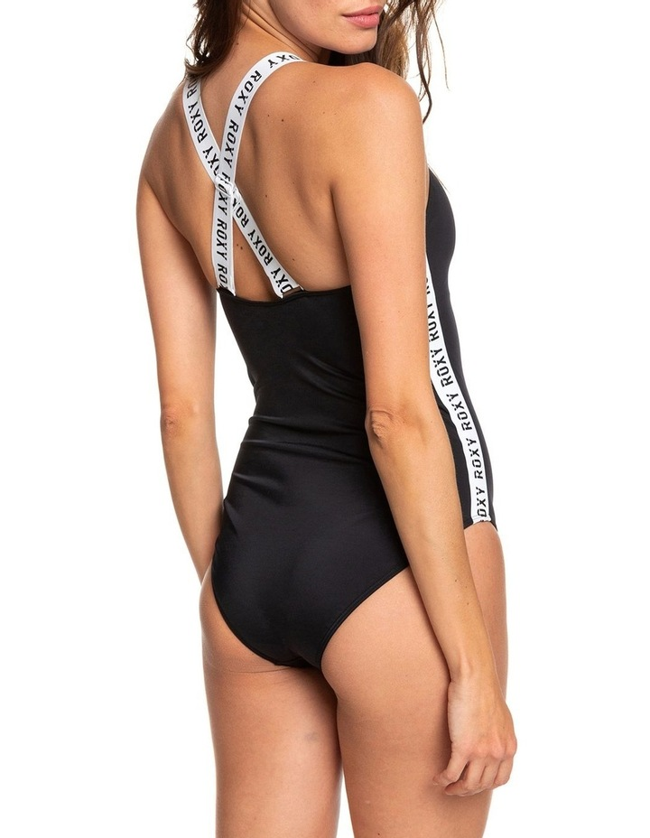 ROXY Fitness One-Piece Swimsuit image 3
