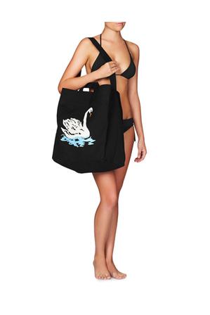 Stella McCartney Swim - Iconic Prints Beach Bag S529-0009S