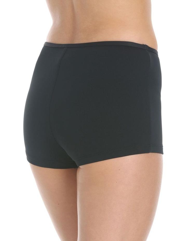 Boyleg Bikini Bottom Black image 2