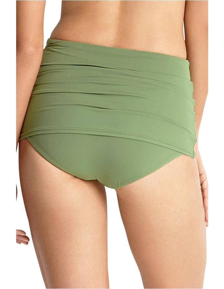 High Waisted Skirted Pant image 2