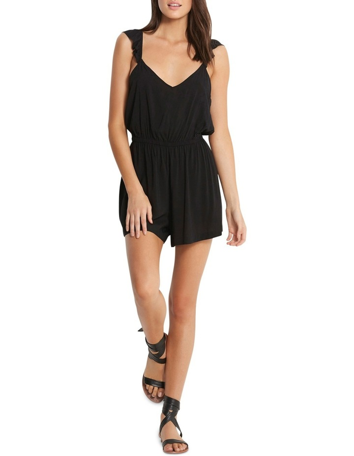 Ruffled Strap Playsuit image 1