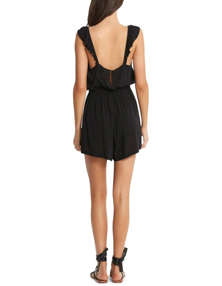 Ruffled Strap Playsuit image 2