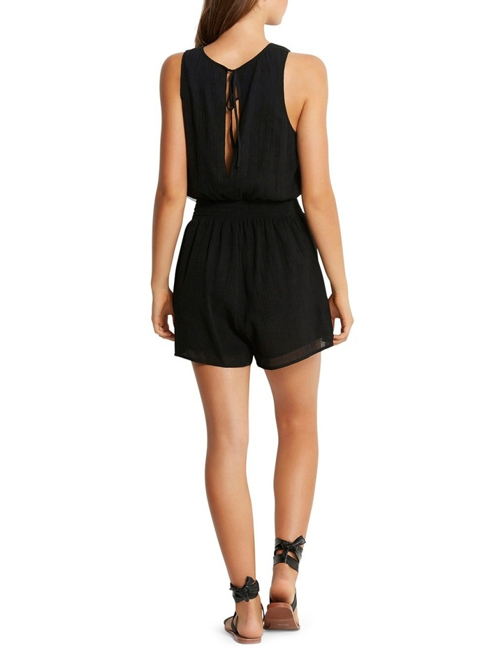Geo Lace Playsuit image 2
