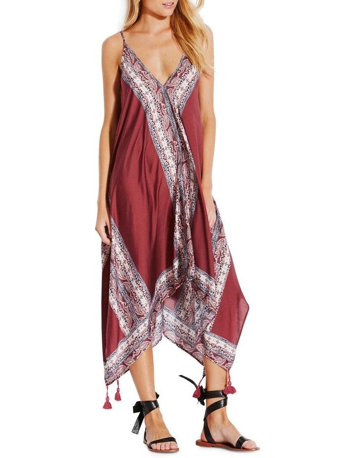 Watergarden Paisley Scarf Dress image 1