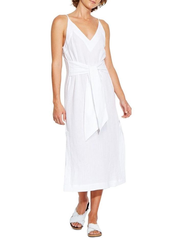 Inka Gypsy Tie Front Slip Dress image 1
