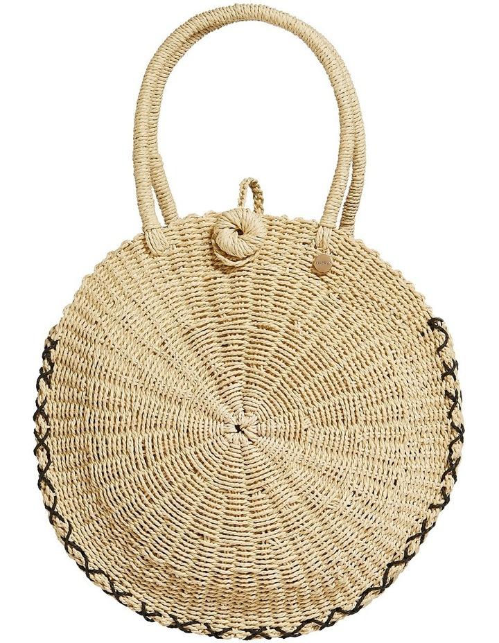 Round Beach Basket image 1